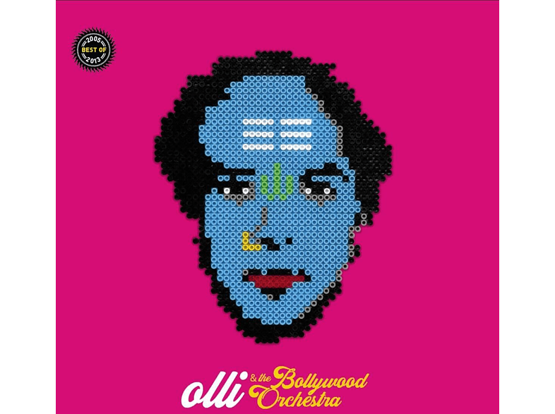 Olli The Bollywood Orchestra - BEST OF 2005-2013 [Vinyl]