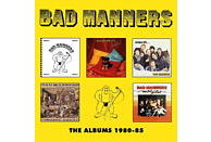 Bad Manners - The Albums 1980-85 [CD]