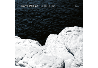 Barre Phillips - End To End - (CD)