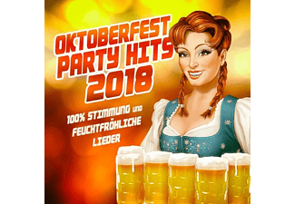 VARIOUS - Oktoberfest Party Hits 2017 - (CD)