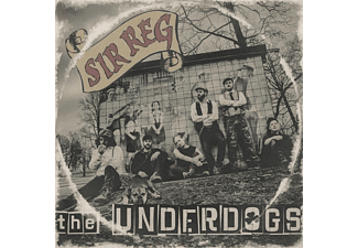 Sir Reg - The Underdogs (Digipak) - (CD)