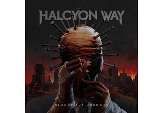 Halcyon Way - Bloody But Unbowed (Vinyl LP (nagylemez))