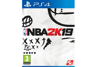 NBA2K19 PlayStation 4