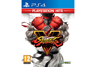 Street Fighter V FR PS4