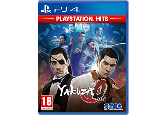 Yakuza Zero UK/FR PS4