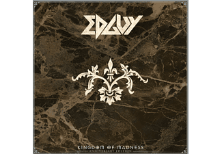 Edguy - Kingdom Of Madness (Digipak) (CD)