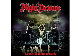 Night Demon - Live Darkness (Digipak) (CD)