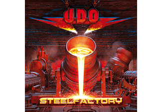U.D.O. - Steelfactory (Limited Edition) (Boxset) (CD)