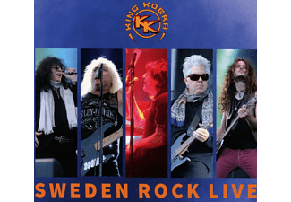 King Kobra - Sweden Rock Live (Digipak) (CD)