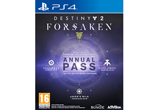 Destiny 2: Forsaken UK PS4