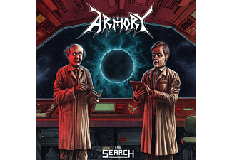 Armory - The Search (CD)