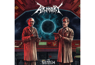 Armory - The Search (Vinyl LP (nagylemez))