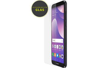 ARTWIZZ SecondDisplay, Schutzglas, Transparent, passend für Huawei Y7 (2018)