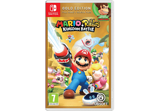 Mario + Rabbids Kingdom Battle Gold Edition (Nintendo Switch)