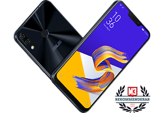 ASUS Zenfone 5Z - 64 GB Utrymme - 6 GB RAM - Midnight Blue