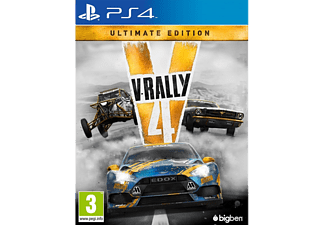 V-Rally 4 - Ultimate Edition PlayStation 4