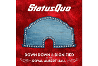 Status Quo - DOWN DOWN & DIGNIFIED AT THE ROYAL ALBERT HALL [CD]