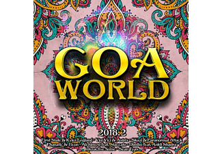 VARIOUS - Goa World 2018.2 - (CD)