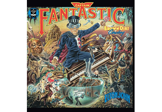 Elton John - Captain Fantastic And The Brown Dirt Cowboy (LP) - (Vinyl)