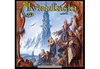 Avantasia - The Metal Opera Pt.II (Lim.Digipak) - (CD)