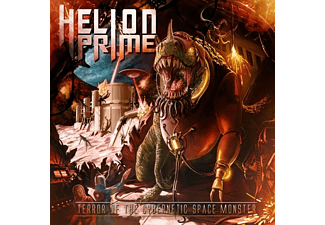 Helion Prime - Terror Of The Cybernetic Space Monster - (CD)