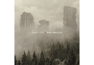 Panic Lift - End_Process - (CD)