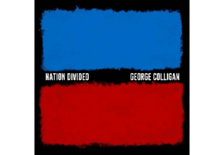 George Colligan - NATION DIVIDED - (CD)