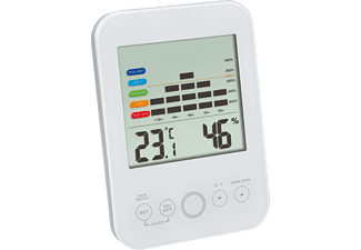 TFA 30.5046.02 Digitales, Thermo-Hygrometer