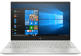 HP ENVY 13-AH0306NG, Notebook, Core™ i7 Prozessor, 16 GB RAM, 512 GB SSD, GeForce MX150, Silber
