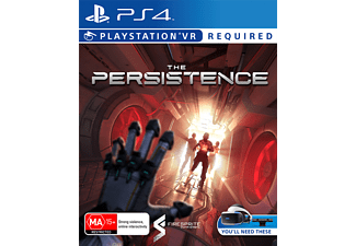 The Persistence PlayStation 4
