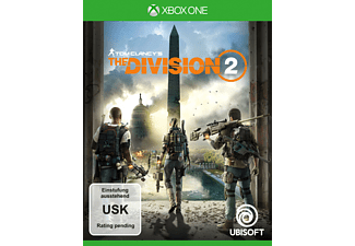 TOM CLANCYS THE DIVISION 2 - Xbox One
