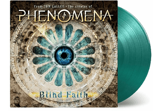 Phenomena - Blind Faith (ltd transparent grünes Vinyl) - (Vinyl)