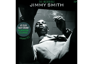 "Jimmy Smith - AT CLUB ""BABY GRAND"".. - (Vinyl)"