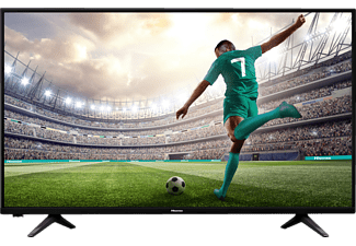 HISENSE H39A5100, 98 cm (39 Zoll), Full-HD, LED TV, 700 PCI, DVB-T2 HD, DVB-C, DVB-S, DVB-S2