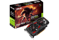 ASUS GeForce® GTX 1050 Ti Cerberus Advanced 4GB (90YV0A75-M0NA00) (NVIDIA, Grafikkarte)