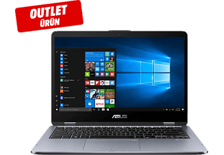 ASUS TP410UR-EC065T intel Core i5-7200 4GB 1TB  NV930MX 2GB Win 10 Laptop Outlet