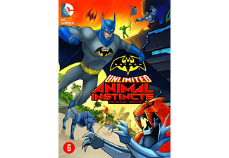 Batman Unlimited Animal Instincts + Figurine (Limited Edition) DVD