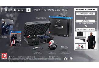 Hitman 2 Collectors Edition PlayStation 4