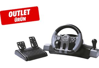 AXCESS PS4 / PS3 / PC USB Titreşimli Direksiyon + Pedal + Vites Seti PS-4100 Outlet