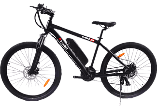 ICONBIT E-BIKE K8 - Mountainbike, Pedelec, Mountainbike, 27.5 Zoll, 25 km/h, Schwarz matt