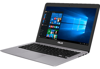 ASUS UX310UA-FC976T, Notebook mit 13.3 Zoll Display, Core™ i7 Prozessor, 8 GB RAM, 256 GB SSD, UHD Grafik 620, Quartz Grey