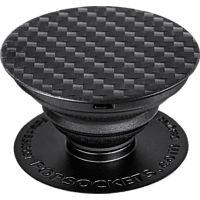 POPSOCKETS Popsockets Carbonite Weave Popsocket, Carbonite Weave