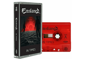 Enslaved - In Times (Red Chrome) - (MC (analog))
