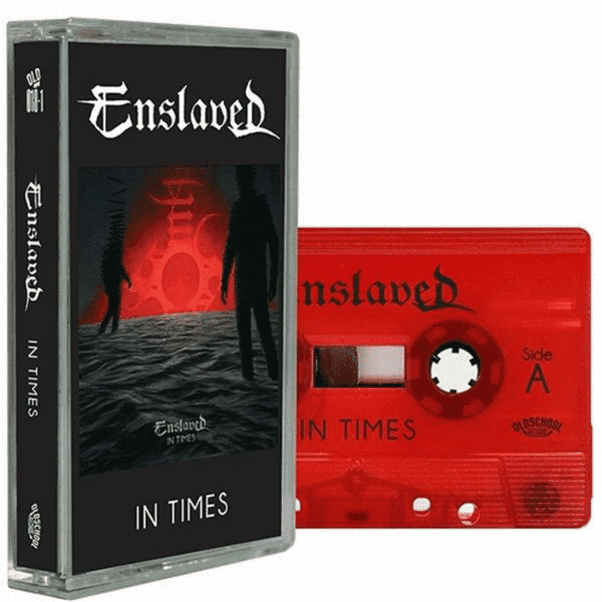 In Times (Red Chrome) Enslaved auf MC (analog)