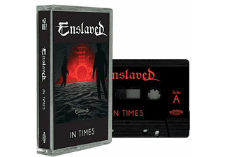 Enslaved - In Times (Black) - (MC (analog))
