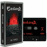 Enslaved - In Times (Black) [MC (analog)]
