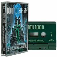 Dimmu Borgir - Godless Savage Garden (Dark Green) [MC (analog)]