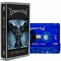 Immortal - All Shall Fall (Clear Blue) [MC (analog)]