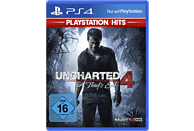 PlayStation Hits: Uncharted 4: A Thief's End [PlayStation 4]