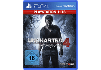 PlayStation Hits: Uncharted 4: A Thief's End - PlayStation 4